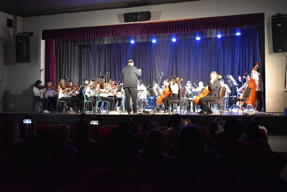 Facebook: Orquesta Escuela