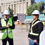 Transporte realizó inspecciones en el puerto de Bahía Blanca