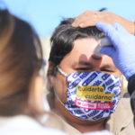 La Plata: El Municipio dispuso un operativo sanitario para detectar casos sospechosos de COVID-19 en Altos de San Lorenzo