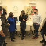 Merlo: Malena Galmarini y Gustavo Menéndez firmaron un convenio para hacer obras de cobertura de agua y cloacas