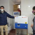 General Alvarado: El Hospital Municipal recibió nuevo equipamiento para el laboratorio