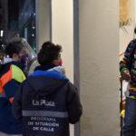 La Plata: Desde el Municipio refuerzan la asistencia a personas en situación de calle