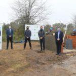 Mercedes: Ustarroz firmó convenio con el Ministro de Infraestructura por obras