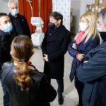 El Gobierno provincial entregó más de 100 nuevos respiradores