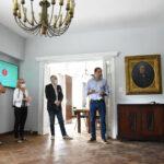 Garro participó de la inauguración de la nueva sede de la Fundación Pro Humanae Vitae