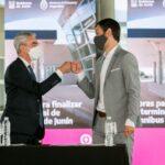 Finalizarán las obras en la Terminal de Omnibus de Junín