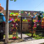 Se conocieron los ganadores del Concurso de Decoración de vidrieras, frentes y casas en Lincoln
