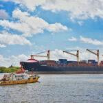 Los puertos de la provincia de Buenos Aires garantizaron la actividad a pesar de la pandemia