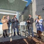 Kicillof inauguró el anexo de internación de la Unidad de Diagnóstico Precoz de Garín