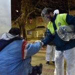 En La Plata, pusieron en marcha un «operativo frío» de cara a la ola de frío
