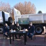 Javier Rodríguez anunció la construcción de un frigorífico municipal