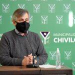 Britos anunció las nuevas medidas para Chivilcoy, que continúa en Fase 3